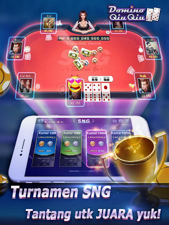Domino QiuQiu:Domino99(KiuKiu) 1.1.9 screenshot 234156