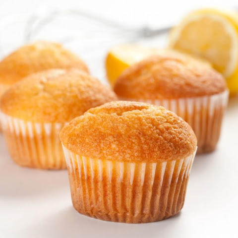 Triple-Lemon Muffins