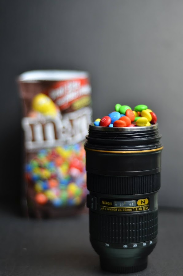 A Mug Full of M&M by Monico Montero - Artistic Objects Still Life