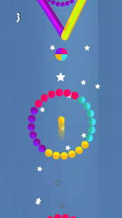Color Wheels: Bubble Switch - screenshot