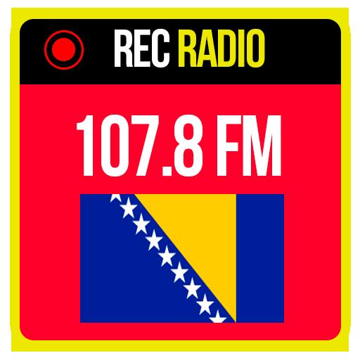 Android aplikacija Bosna radio 107.8 fm Record Radio Stream na Android Srbija