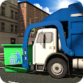 Free Road Garbage Dump Truck Driver APK for Windows 8