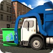 Road Garbage Dump Truck Driver APK for Ubuntu