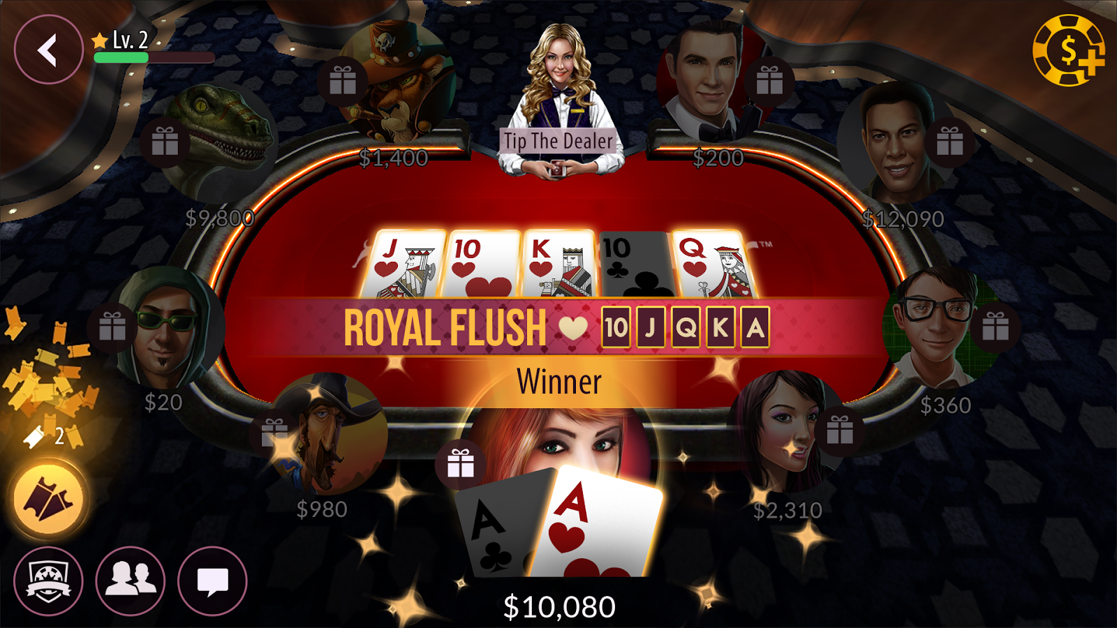 Zynga Poker Texas Holdem Android Apps On Google Play