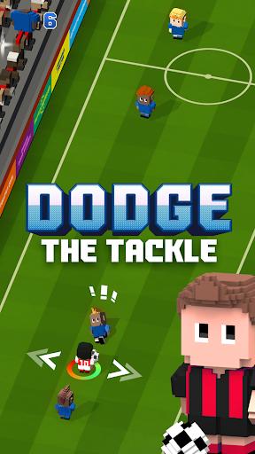 Blocky Soccer screenshot 2