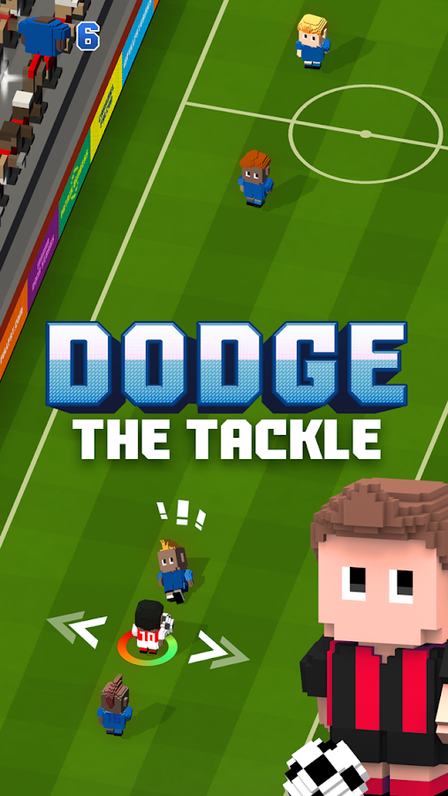 Blocky Soccer Screenshot 2