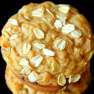 Apple Raisin Oat Muffins Whole Grain Baking Recipe For PC / Windows 7/8/10 / Mac – Free Download
