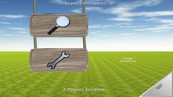 Game Super Contraption 3D APK for Kindle