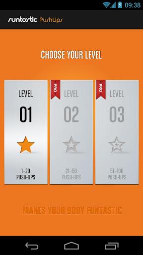 Runtastic Push-Ups Counter & Exercises screenshot 6
