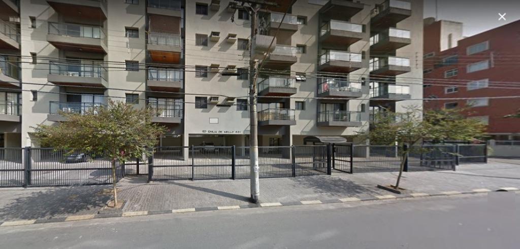 Apartamento com 3 dormitórios à venda, 80 m² por R$ 280.000,00 - Balneário Cidade Atlântica - Guarujá/SP