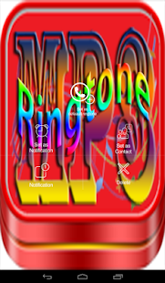 Ringtone Maker MP3 Cutter - screenshot