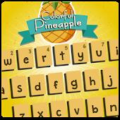 App Cute Comic Pineapple Theme APK for Windows Phone