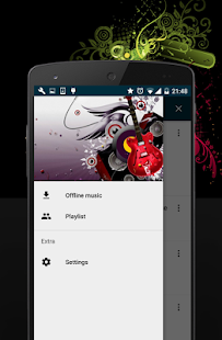 App Mp3 Music download free APK for Windows Phone