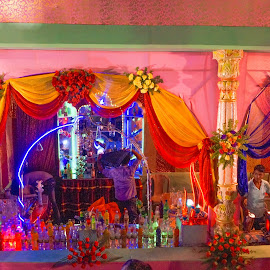 by Sambit Bandyopadhyay - Wedding Reception