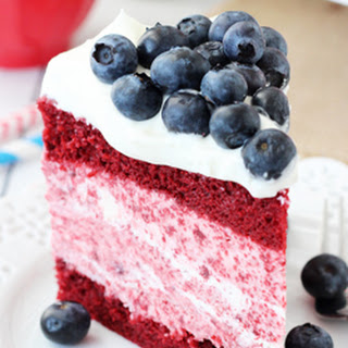 Red Velvet Cake Ice Cream Cake Recipes