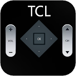 Remote control for tcl tv Icon