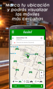 Taxitel By Grupo Día APK screenshot thumbnail 1