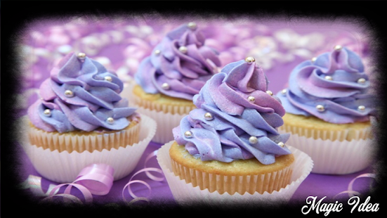 Cupcake Pack 2 Wallpaper - screenshot