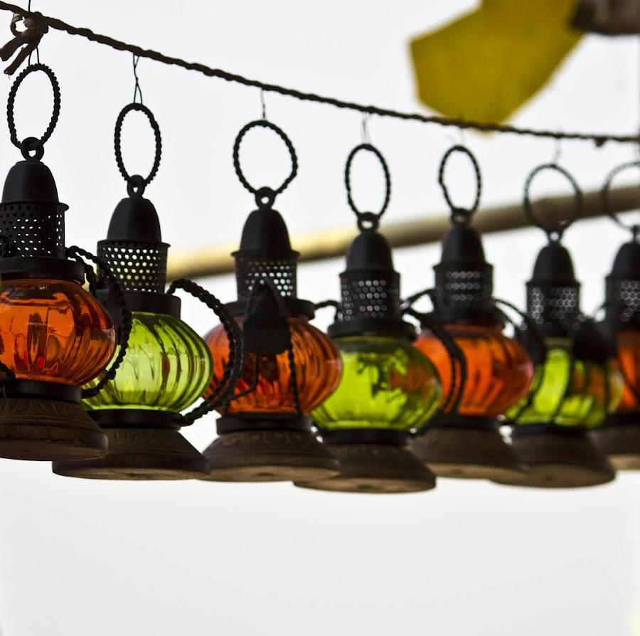 by Ashish Jain - Artistic Objects Other Objects ( lantern, ashish jain, oddlens, color, asia, surajkund, india, light )