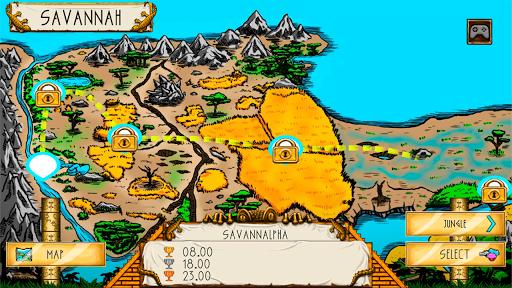 GekkoRace - screenshot