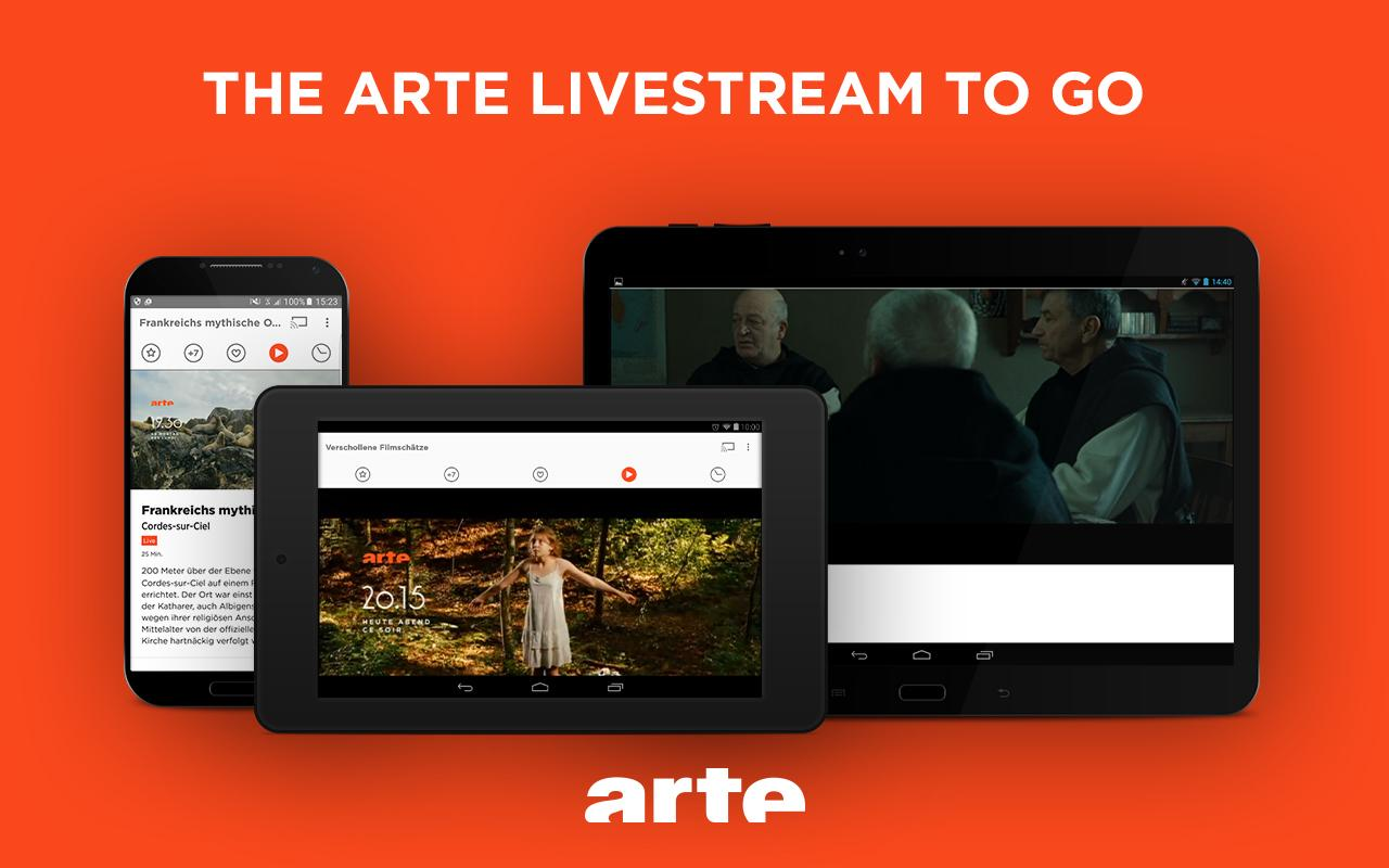 ARTE – Streaming and Catch-up Screenshot 13