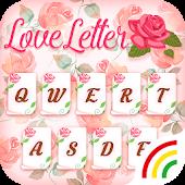 Download Valentine Love Keyboard Theme APK to PC