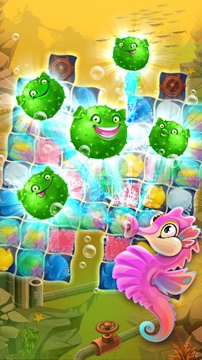 Viber Mermaid Puzzle Match 3 screenshot 7