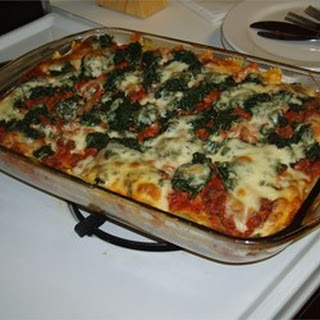 Ground Beef Spinach Casserole Recipes