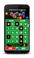 Screenshot of SKILL BALL BINGO