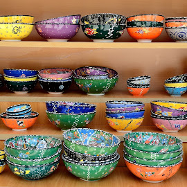 Traditional Plates by Sanjeev Kumar - Artistic Objects Cups, Plates & Utensils (  )