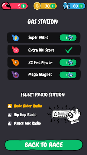 Viber Rude Rider screenshot 5
