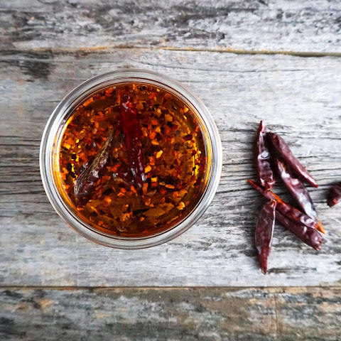 DIY Chili Oil