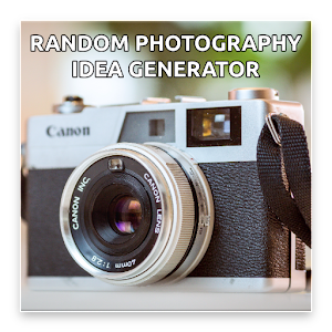 Random photography ideas 1.0 for Android