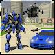 Iron Battle Hero: Robot Transform Dog,Car War 2018
