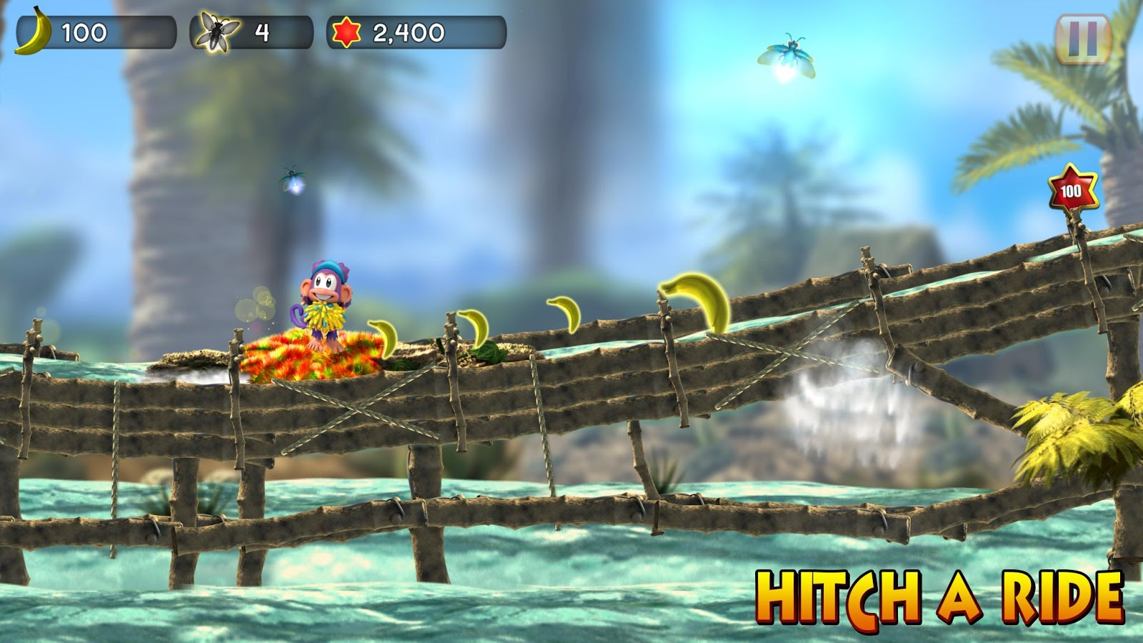 Chimpact Run (Pay Once No-IAP) Screenshot 2