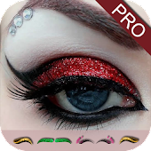 Free Download Eyes Makeup Pro for Girls - Fashion Girls 2018 APK for Samsung
