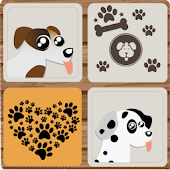 Download Memory Game for Kids : Dogs APK