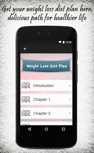 Weight Loss Diet Plan Guide - screenshot
