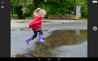 Screenshot of Burst Mode Camera