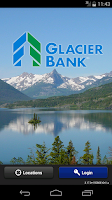 Screenshot of Glacier Bank Mobile Banking