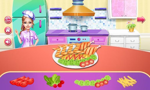 Free Chicken Wings Cooking APK for Windows 8