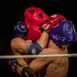 Not in love ! by Dragan Rakocevic - Sports & Fitness Boxing