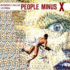 People Minus X, Audio book