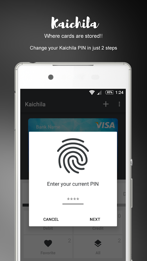 Kaichila (Wallet) Screenshot 2