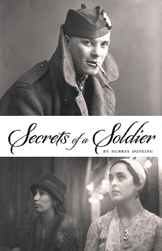 Secrets of a Soldier cover