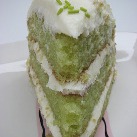Trisha Yearwood's Key Lime Cake