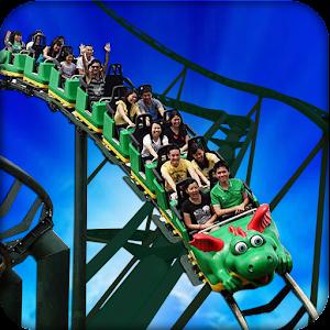 Cover art Real Roller Coaster Simulator