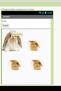 Hungry Bunny - screenshot