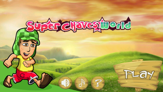 Super Chaves World Run - screenshot