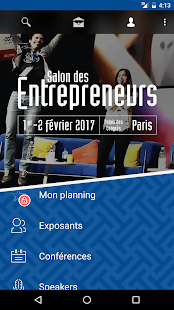 Salon des Entrepreneurs Business app for Android Preview 1